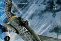 ww2 German Fighter Planes