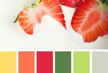 Color Pallettes / How I find color inspiration!