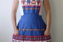 I love aprons! / by Connie Carlsen