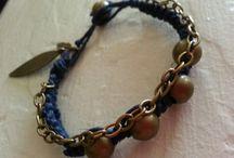 JA's bracelets  / by Johanna Varela