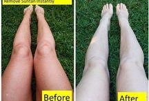 Whiten Skin