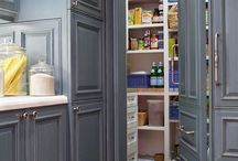 Pantries a Must Have in any Kitchen