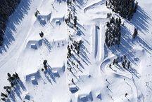 Innovative Parks & Obstacles / Next Level Snowboard Parks