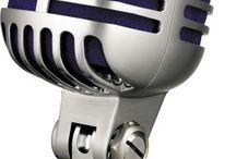 Tattoo Microphone