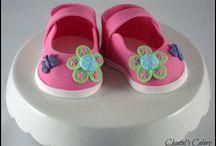 topánky - motýle