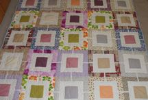 baby quilt / My hobby is my work and this board is my open window