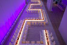 Inspirace pro svatební hostinu