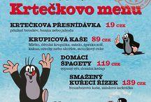 Dětské menu / children´s menu