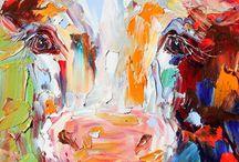 Art:  Impasto / Impasto art / by Jean Cadman Smith