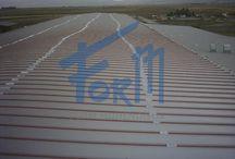 Çatı Oluk Isıtma - Çatı Oluk Kar Buz Önleme Sistemleri