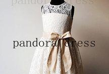 Dream dresses for the girls