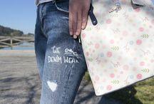 Outfits bolsos LUPYTA / Mira como combinamos nuestros bolsos!