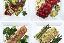 Salmon or fish recipes