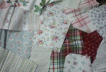 Fabric / scraps