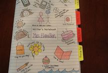 Writing & Writer's Notebook / by Coral Coombs
