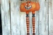 Halloween stuff / by Donna Fooken Smith