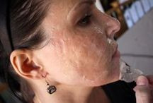 skin hair makeup
