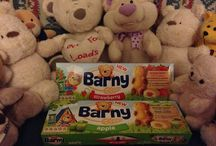 Barny - Little Adventures / That cute, delicious edible bear can get up to all sorts of mischief!   Follow us and Barny on our #littleadventures