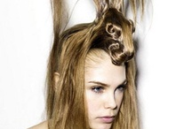 fantastical hairstyles