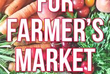 Master The Farmers Market - Buy Local / Buy local! Learn how to shop right at your local Farmers Market