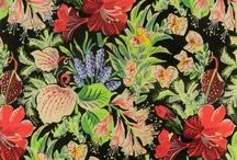 Raoul Dufy~textile / フランスの画家、ラウル・デュフィのテキスタイルデザインを中心にピンしています