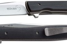 Boker Knives / Knives made by Boker.