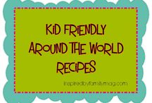 Recipes- Around the World / by CCG 2015