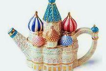 Teapots (bules)