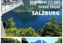 Travel | Hallstatt and Salzburg