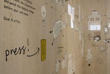 Interactive spaces