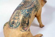 Tattoué comme un porc