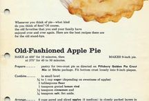 food : old recipe s