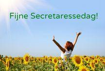 secretaresse/ moederdag