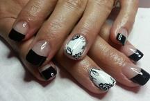 XTREME NAILS and BEAUTY / Nail art designs hand painted