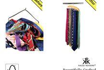 Tie Hangers