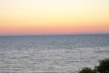 sunset  / by ian a