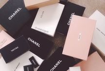 let's go shopping♡ / pink, girly & chanel