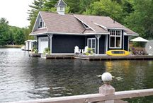 casa flotante