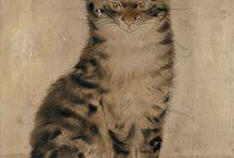 Paintings : Leonard Fujita