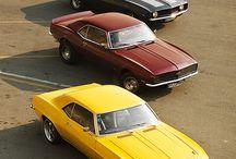 Special motor cars