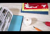 Paper/Book/Printable Crafts / by Lisa Yost