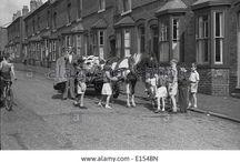 England - Birmingham - 1950s