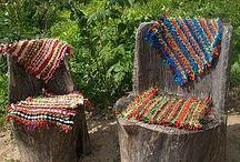 Плетение и ткачество