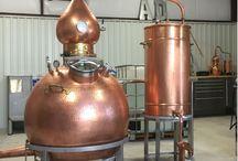 Hoga still in Algodones Distillery, New Mexico