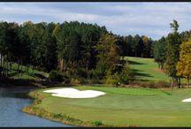 Golfing in Stafford, VA