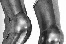 Plechové nohy