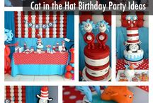 ~Cat In The Hat Party!~