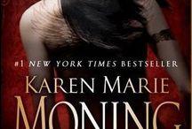 SHADOWFEVER / Book 5 in Karen Marie Moning's FEVER Series.