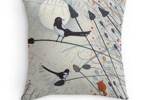 My work: Cushions