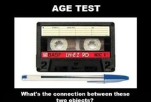 If you don't understand these, you're not old enough!!! Lol / by Mike Ferguson